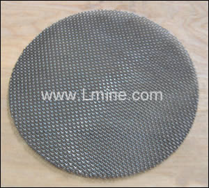 "8"" SS Base Screen - 70 Mesh"