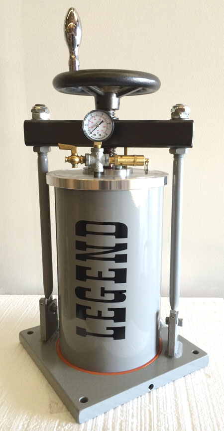 "Pressure Filter 3 Gallon - 8"" Diameter"