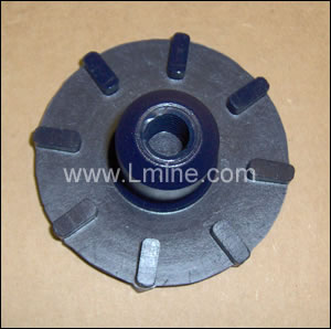"Impeller - Closed 2-7/8"" Dia # 17"