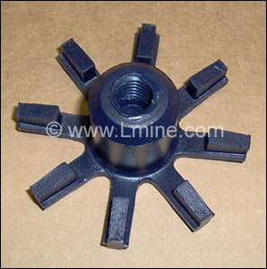 "Impeller - Open 2-7/8"" Dia #17"