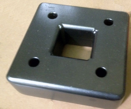 Flotation Spindle Spacer (convert D-1 to D-12)