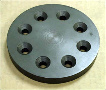 Bico Ring Pulverizer Parts