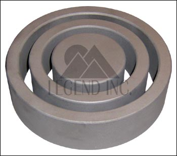 Bico VP-45 250ml Grinding Components - Lge Ring, Sml Ring & Puck