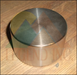 Plug / Puck for 250ml Grinding Set (VP-23)