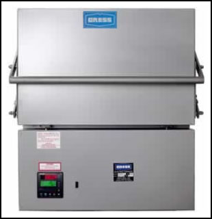 Cress C-162010 Furnace with Watlow PM6 controller