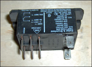 30 Amp Solid State Relay - Cress Furnace / Kiln