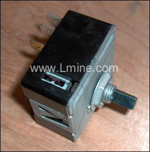 Variable Heat Switch 220v 100-6
