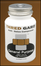 Thread Guard 1/4 lb. for Model 810 Furnace Element Clamps