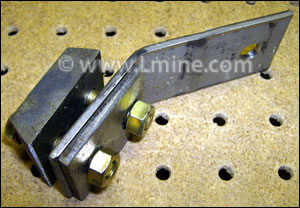 Terminal Clamp for Model 810 Furnace by JWC