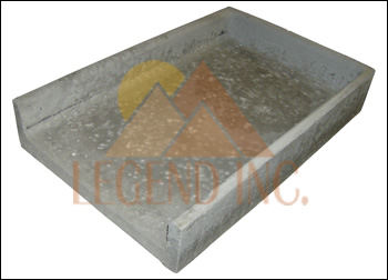 Hearth Plate for Model 810 Furnace High Curb by JWC