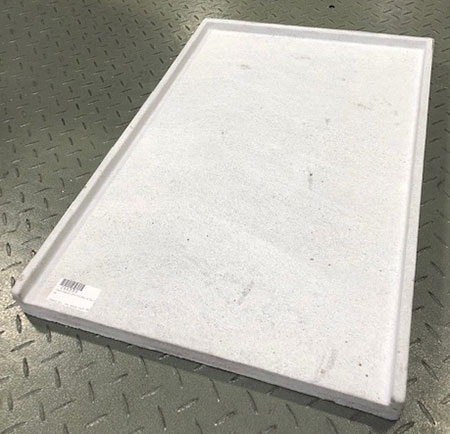 Hearth Plate for Model 810 Furnace by DFC