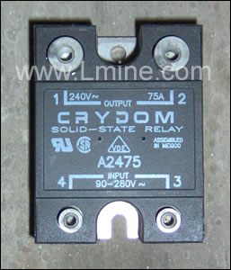 75 amp solid state relay