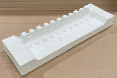 Bottom Front Element Tile for model 810 Furnace by DFC
