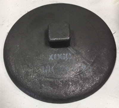 "Crucible Cover 10-1/4"" OD"