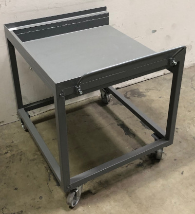 Hot Pot Trolley for 25F-30/40/45g crucibles