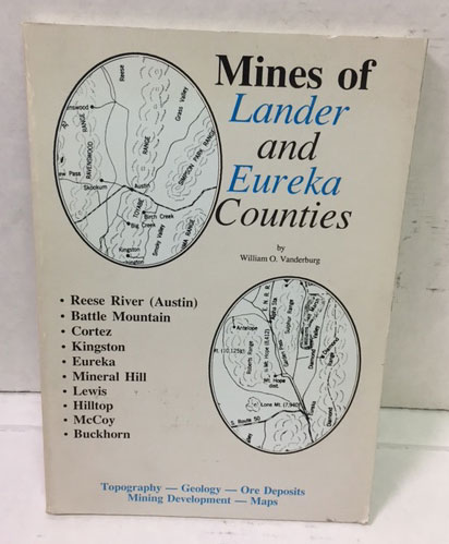 Mines of Lander & Eureka Counties