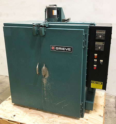 Used Grieve Model 323 Drying Oven 230v/1ph